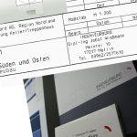 Visitenkartenerstellung Grafikdesign Anja Wießmann Neubrandenburg