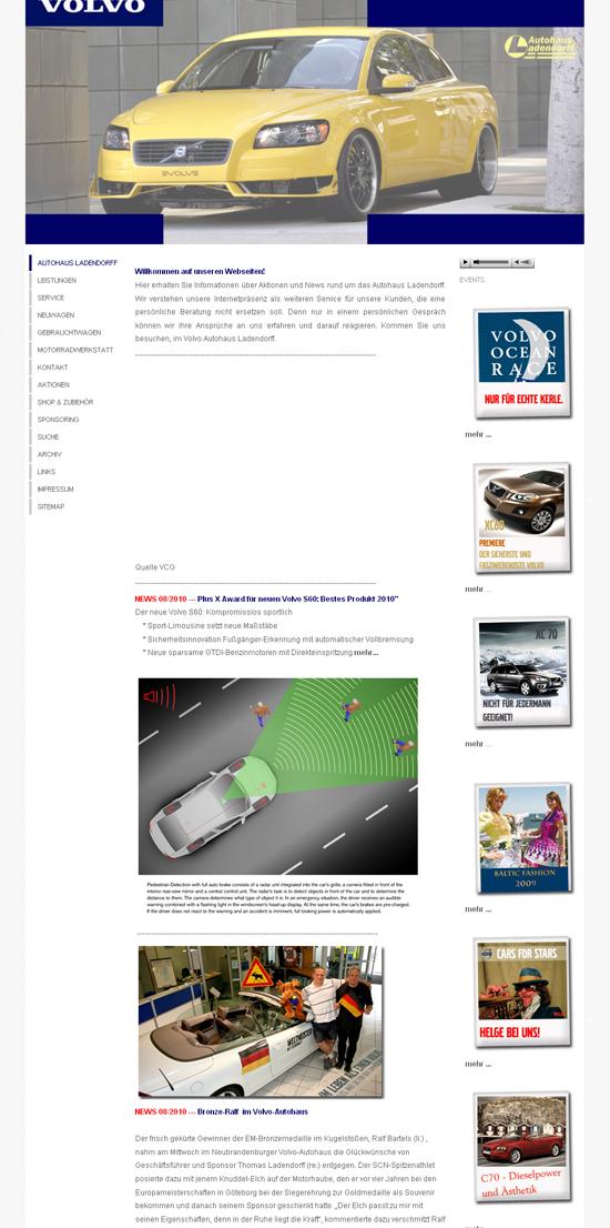 Volvo-Autohaus-Neubrandenburg-webseite-wiessmann