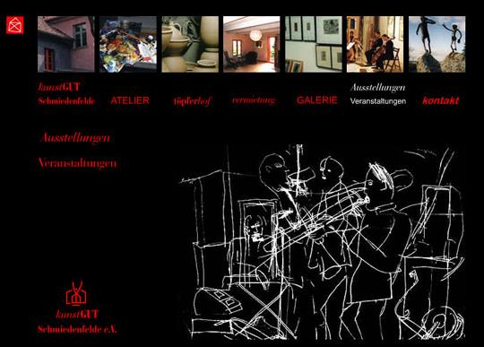 Webseitenerstellung Webdesign Anja Wießmann Mecklenburg Vorpommern