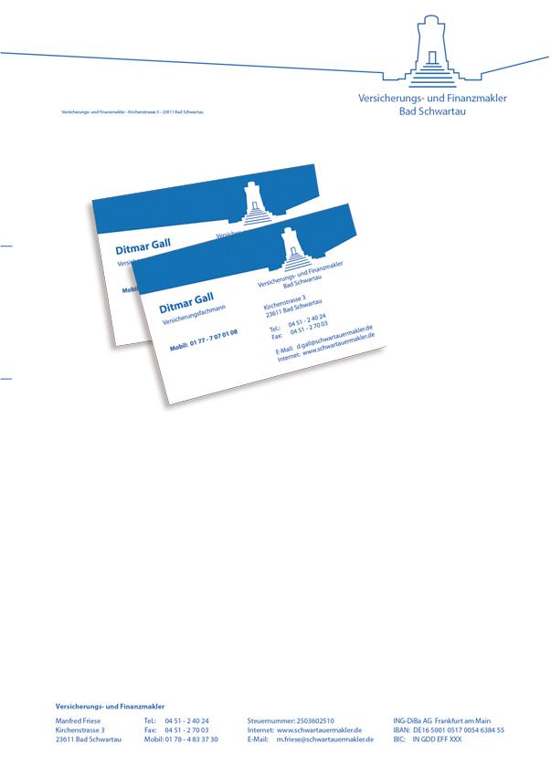 Visitenkarten-anja_wiessmann_design_Versicherung