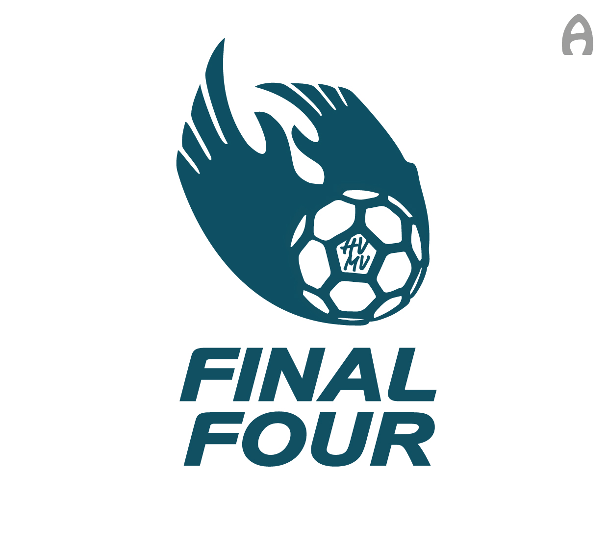 Logoerstellung Grafikdesign Anja Wießmann Neubrandenburg Final Four