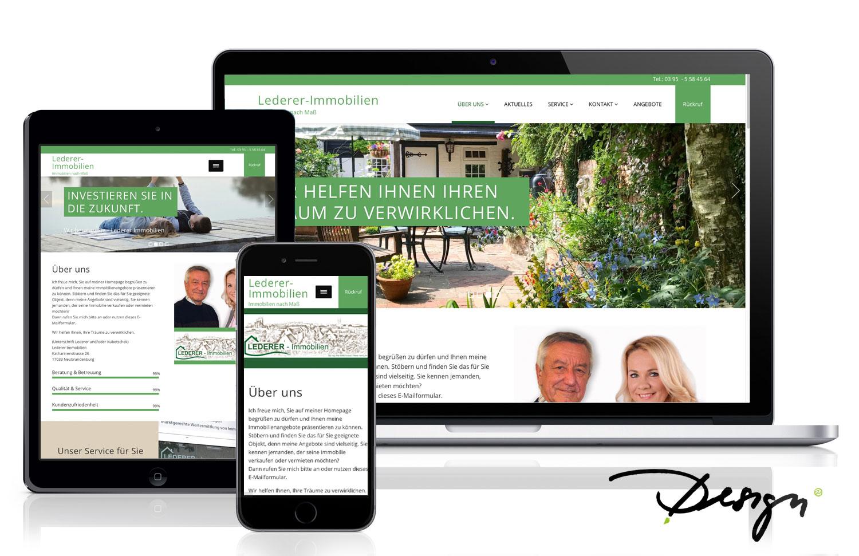 Responsives-Design_Webseiten_Immobilienbüro_Lederer-Immobilien