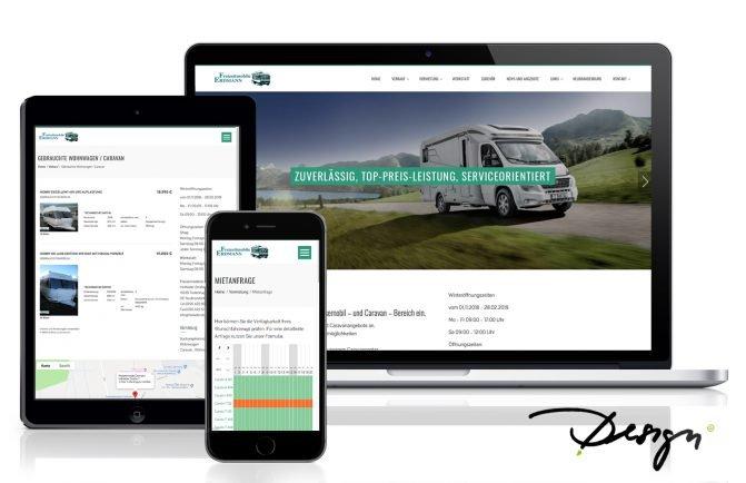Webdesign Altentreptow Webseiten Neubrandenburg Wießmann